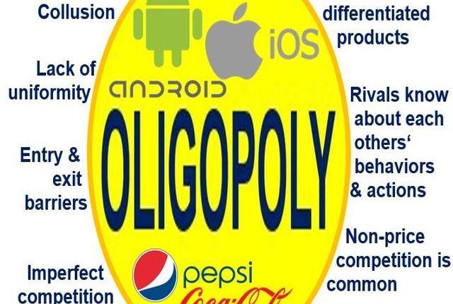 Oligopoly features