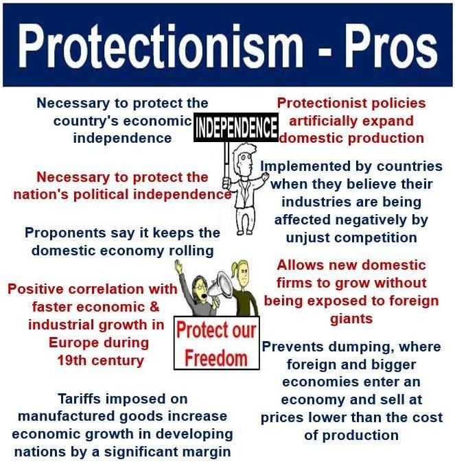 Protectionism - pros
