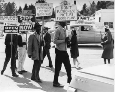 Redlining Protests