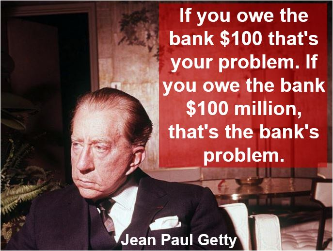 Jean Paul Getty quote