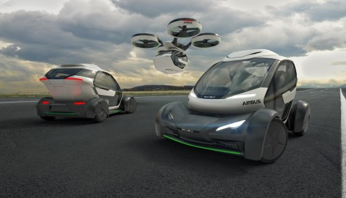car-drone Pop.Up