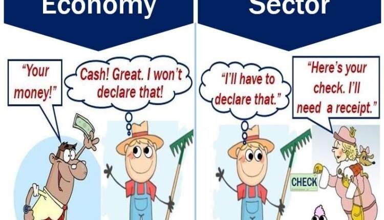 Underground Economy - Formal Sector