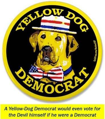 Yellow-Dog Democrat