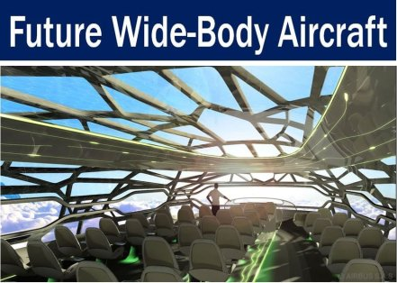 Wide-body aircraft in the future