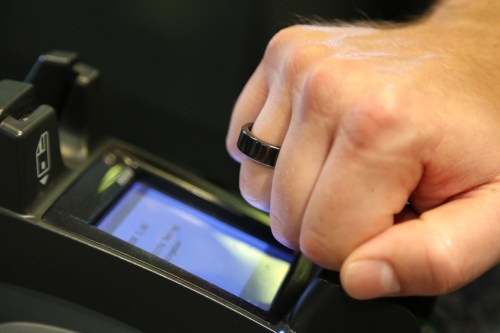 wearable technology - NFC payment ring - Infineon