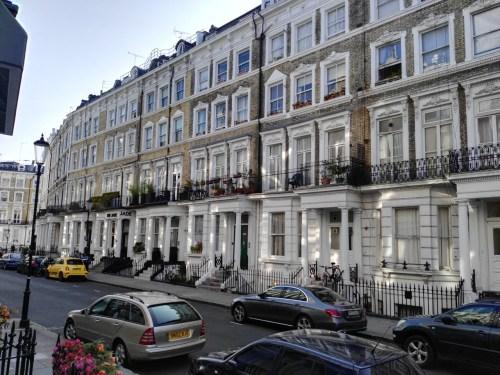 Uber London - Earls Court - pixabay-2666083
