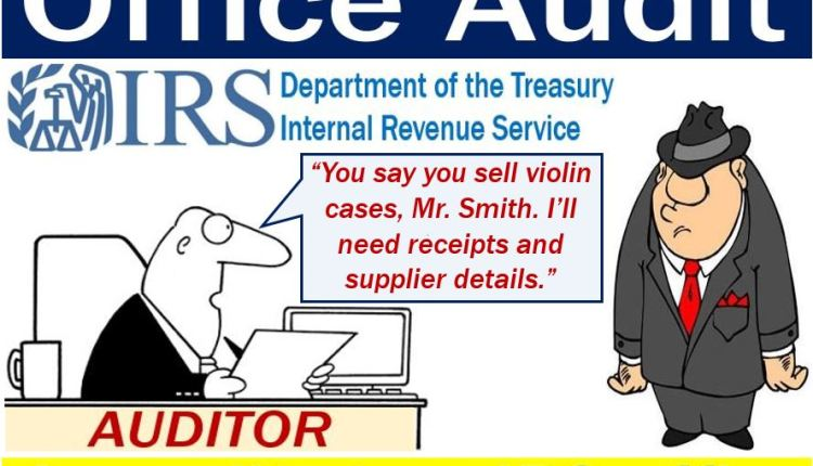 Office audit – explanation and example