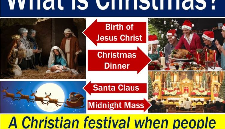 Christmas – definition and some images