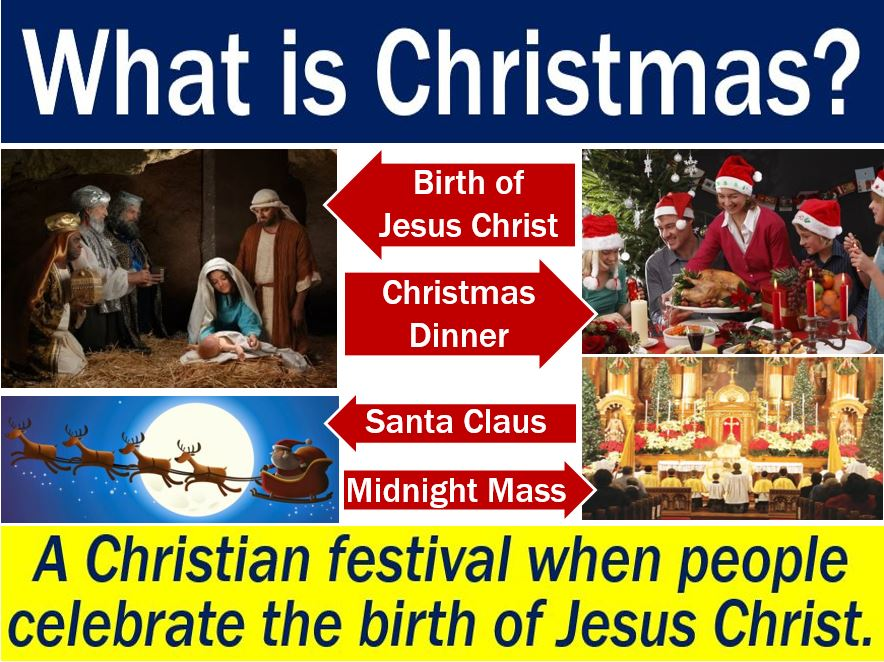 Christmas - definition and some images