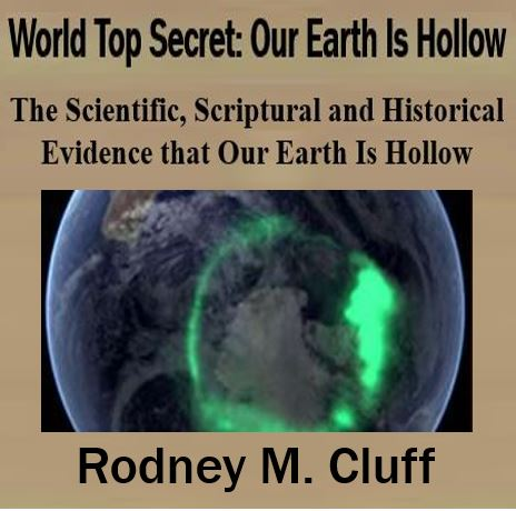Hollow Earth book by Rodney Cluff