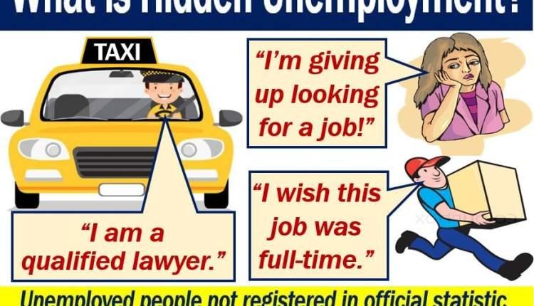 Hidden Unemployment definition