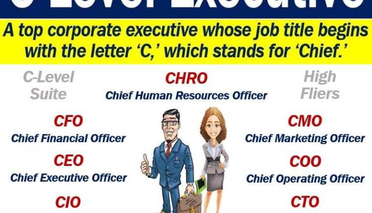 C-Level Executive