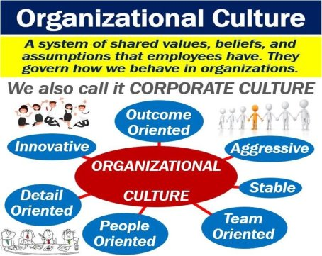 What Is Organizational Culture Definition And Examples