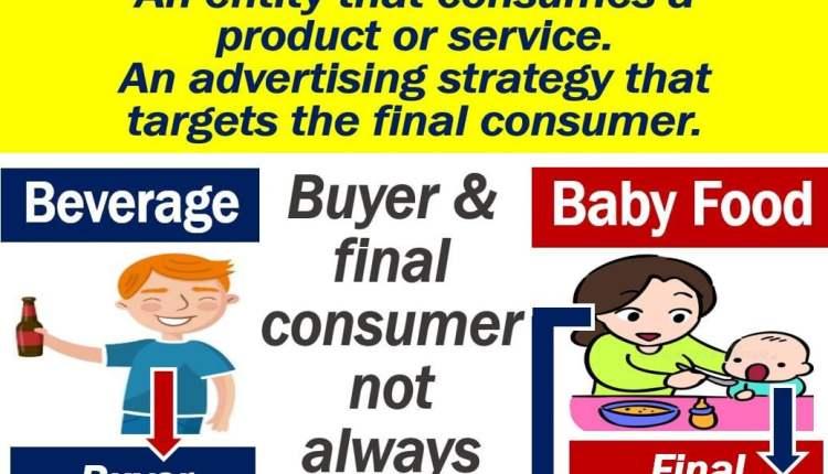 Final consumer