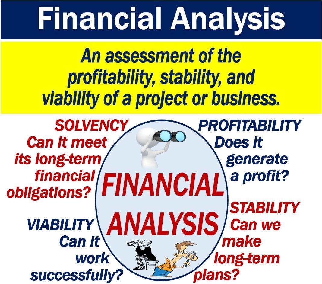 Financial Analysis Image