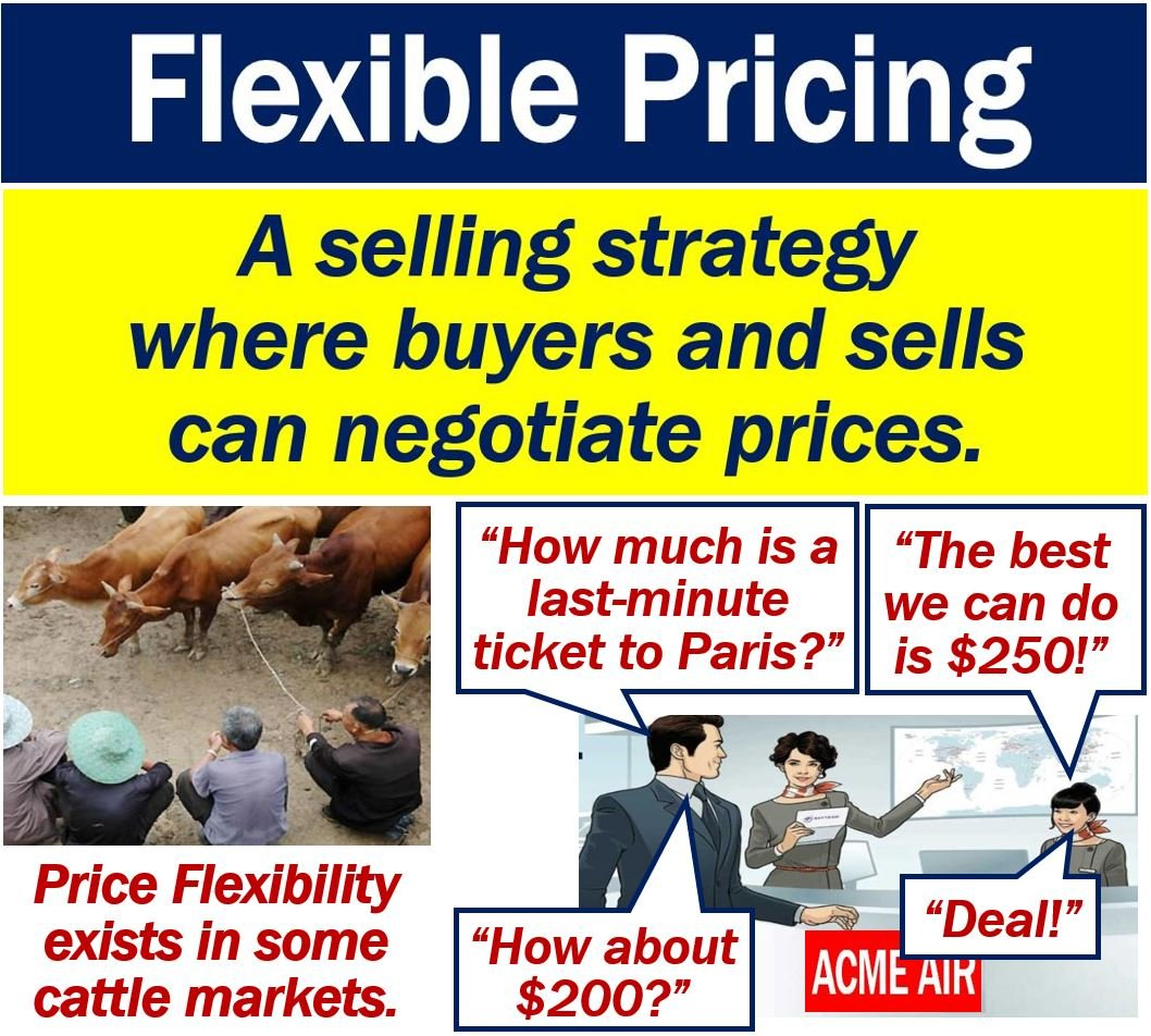 Flexible Pricing: What Is Flexible Pricing? Definition And Examples