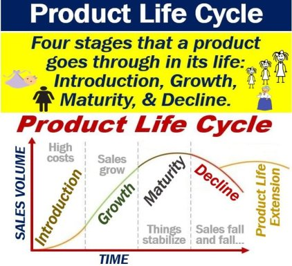 Of life definition stage What are