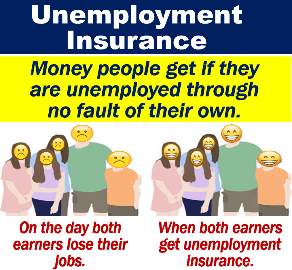 what is unemployment insurance? definition and examples