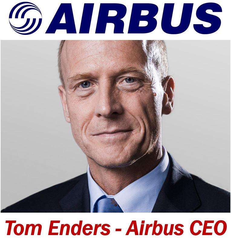 Airbus CEO - Tom Enders