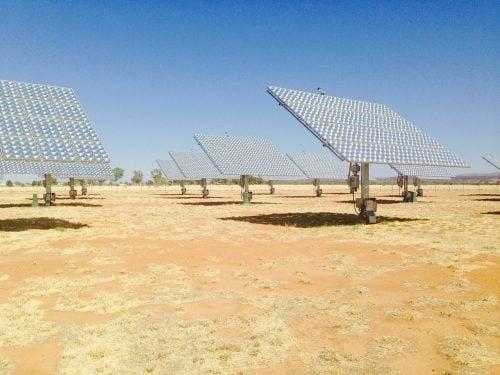solar farm in australia