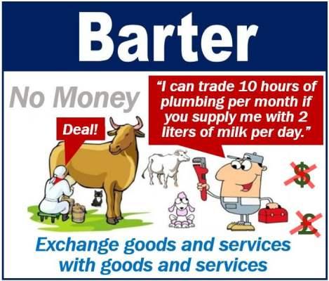 Barter system