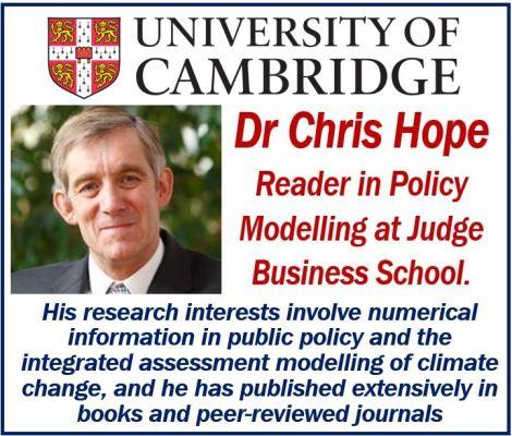 Dr. Chris Hope