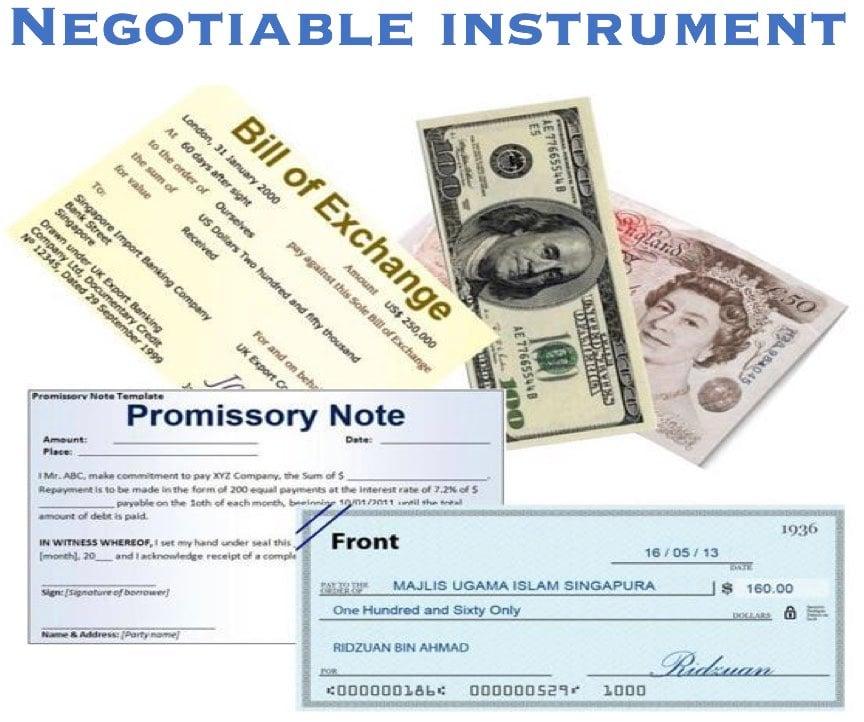 Negotiable_Instrument