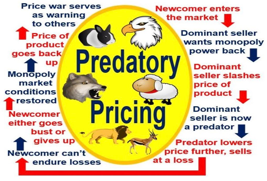What is predatory pricing? Definition and examples - Market