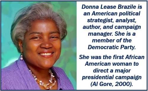 Donna Brazile - bonus quote