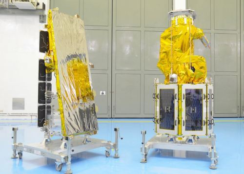NovaSAR-1 - all British satellite