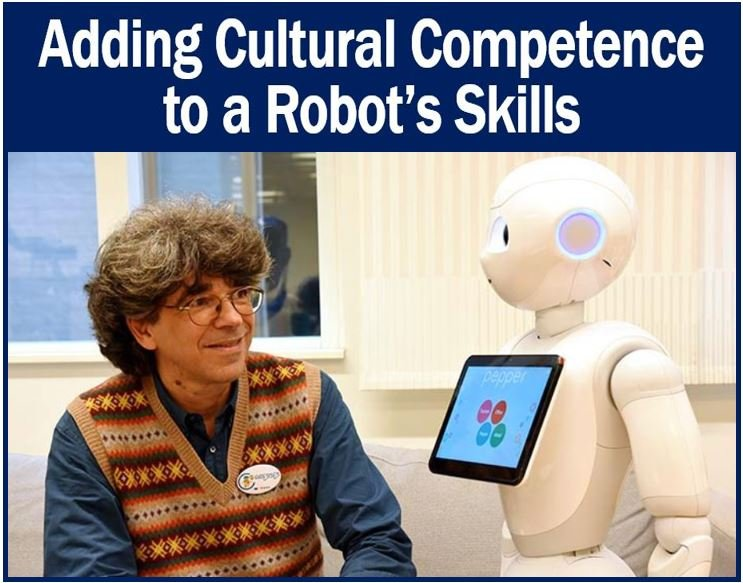 Prof Saffiotti and caregiving robots learning about culture