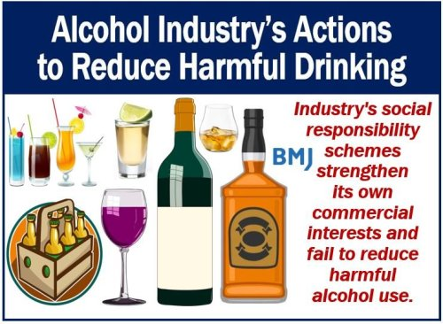 Alcohol Industry social responsibility schemes