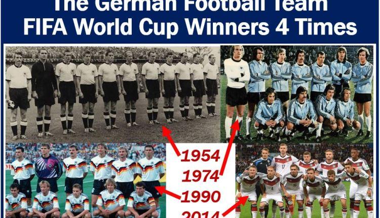 German Footbal Team – German popular sports article