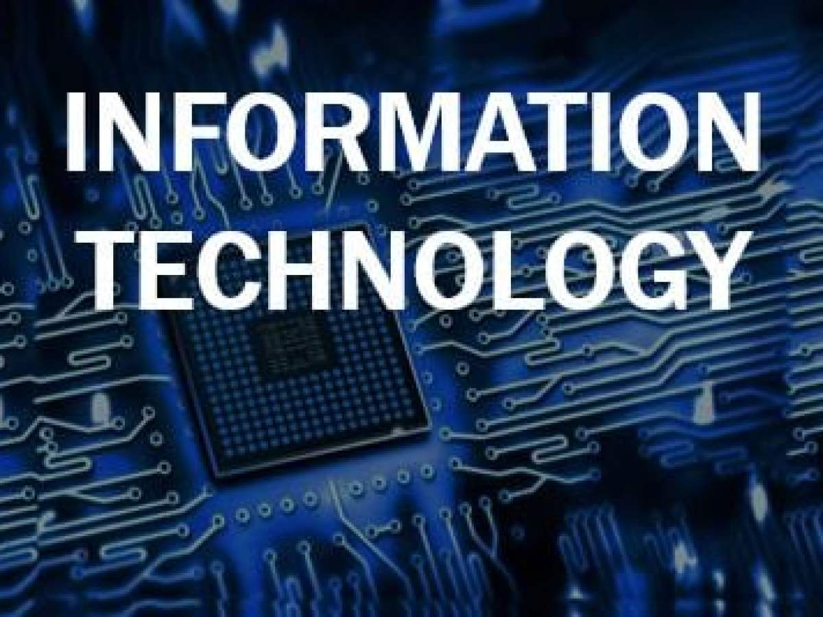 What is information technology or IT? Definition and examples