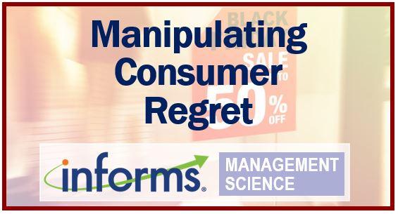 Manipulating consumer regret thumbnail
