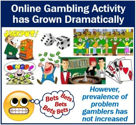 Prevalence of problem gamblers has not increased