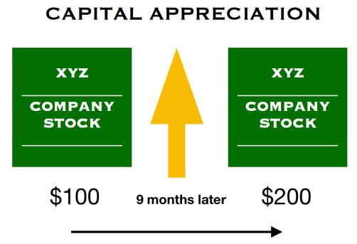Capital Appreciation