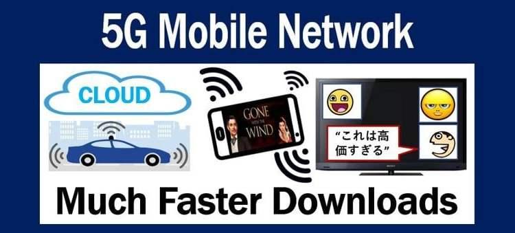 5G mobile network image thumbnail