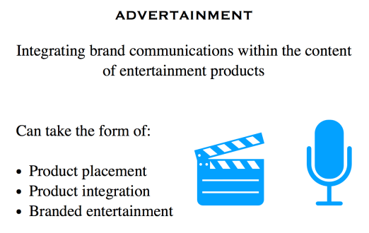 Advertainment