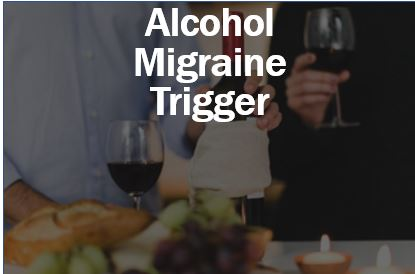 Alcohol migraine trigger – thumbnail