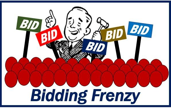 Bidding Frenzy Thumbnail