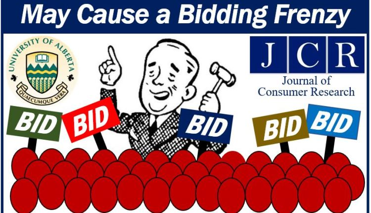 Causes of bidding frenzy