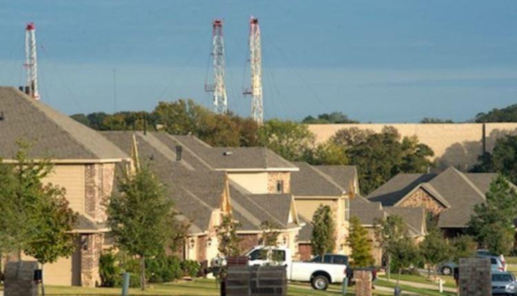 Fracking near town – cardiovascular disease link