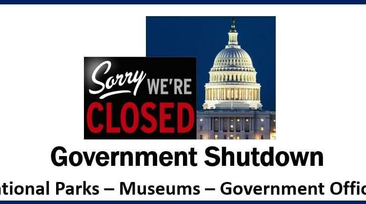 Government Shutdown thumbnail