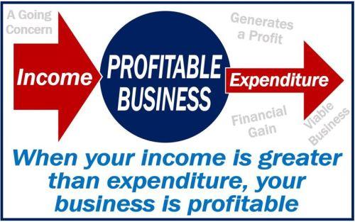Profitable - definition