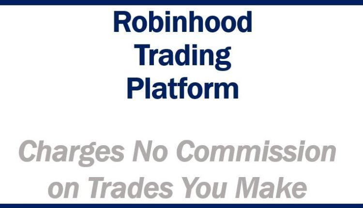 Robinhood trading platform thumbnail