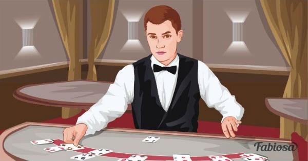 Staff in Casino