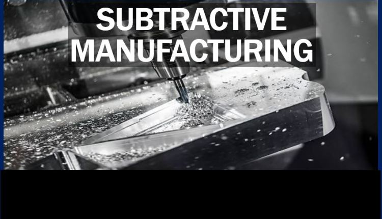 Subtractive Manufacturing thumbnail