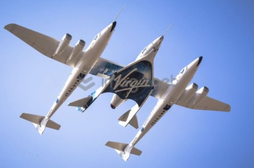 Virgin galactic made it to space - Image 1