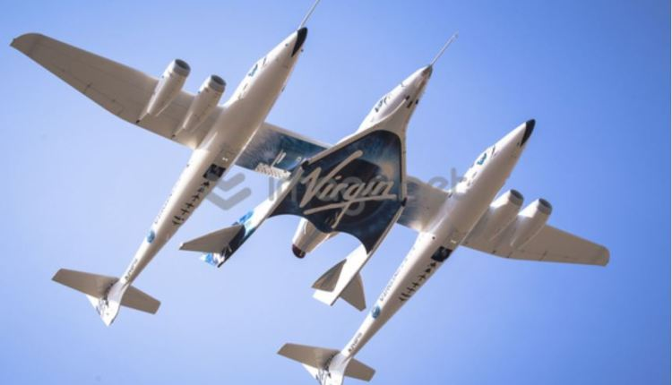 Virgin Galactic makes it to space – Image 1